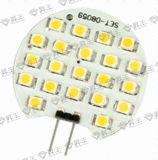 Cajas de la baratija del lephone de la lámpara 1.6W (G4 libra) de Te21PCS SMD LED (HAC-10043)