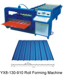 Wall Panel Roll Forming Machine (8-130-910)