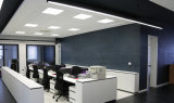 사무실 천장 편평한 램프 60X60cm 위원회 LED 가벼운 Lifud 운전사