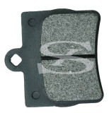 自動予備品ブレーキパッド(XSBP021)