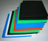 Bunte pp. Black Corrugated Plastic Sheets 4X8