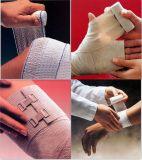 Os tipos diferentes de atadura médica com ISO FDA do Ce aprovaram