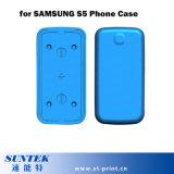 Cassa di plastica del telefono di sublimazione del coperchio 3D di scambio di calore del PC 2D