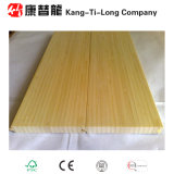 15m m Thickness Bamboo Flooring con Natural Color