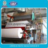 Petite chaîne de production de papier de soie de soie de la toilette 1tpd de l'investissement 787mm