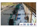 Máquina de vulcanización de goma de 315 toneladas, prensa de vulcanización hidráulica de goma del marco con Ce e ISO9001