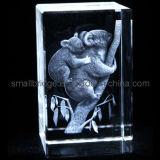 Cubo cristalino del Koala 3D (ND10078)