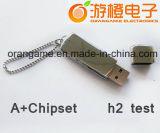 High Quality (OM-M101)를 가진 Metal 더 싼 USB Drive