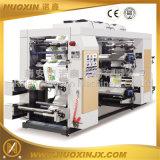Tipo impresora flexográfica (NuoXin) de la pila del color del mecanismo impulsor de correa 8
