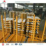 Rodamientos del caucho de terminal de componente (usados en la construcción del agaist Earthquack de Costruction)