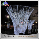 خارجيّ مسيكة عطلة منظر طبيعيّ عيد ميلاد المسيح [لد] زخرفة أضواء