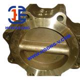 API/JIS/DIN Messingöse-Öl-Aufzug-Oblate-Rückschlagventil