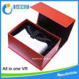 가상 현실 Googles 유리 Vr 헤드폰 Vr 1개의 상자에서 모두