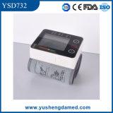 Ce aprobó el monitor automático de la presión arterial de la muñeca del equipo médico Ysd732
