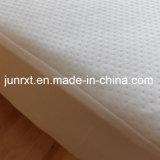 Tela do poliéster do bambu 30% de 70% com protetor do colchão de TPU