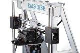 Impressoras de alumínio de Fdm Prusa I3 3D da estrutura da elevada precisão de Raiscube