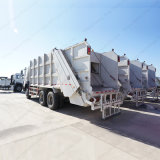 Camion del costipatore dell'immondizia di Sinotruk 4X2 10cbm/camion immondizia del compressore
