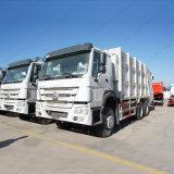Sinotruk 4X2 10cbm Vrachtwagen van de Pers van het Huisvuil/Vuilnisauto van de Compressor