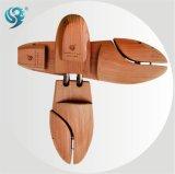 Árvore de madeira da sapata de China Fatcory do cedro feito sob encomenda do OEM