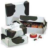 Caixa de papel do cartão, caixa cosmética, caixa de presente, caixa de embalagem