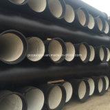 Tubo dúctil K9/K7/C25/C30/C40 del hierro de ISO2531or En545