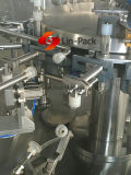 Máquina de empacotamento giratória do vácuo automático para o grânulo e o sólido