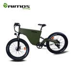 2017 bicyclette électrique de moteur puissant d'AMS-Tde-06 48V/500W