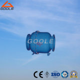 150lb Válvula de retenção de extremidade flangeada de bola de resistência micro (GAHQ45X)