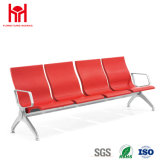 In het groot Moderne het Wachten van 4-Seater Pu Stoelen van de Fabriek van Guangdong