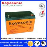 Bateria seca 12V da bateria de confiança do UPS da bateria 12V 100ah do UPS do fabricante para o UPS