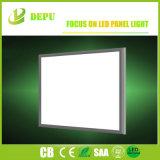 Luces del panel de techo del LED 40W 600 x 600m m suspendidos día ahuecado 6000K blanco