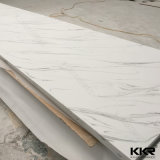 Het grote Marmer van de Plak kijkt Acryl Stevige Oppervlakte voor Countertop