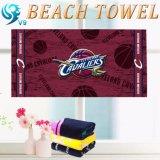 広告パターンビーチタオル