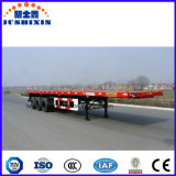 Flatbed Oplegger van de Container 40feet 3axles