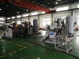 (SZW-8/40) 8m3 / Min 30bar 35bar 40bar 42bar Compressor de ar com refrigeração de ar livre de óleo Compressor de pressão média Compressor de pressão média Compressor de pressão média