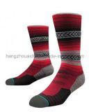 Экипаж яркий цвет для носка хлопка отдыха людей