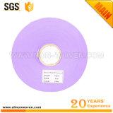 Púrpura no tejida del documento de embalaje de regalo de la flor No. 31 L.