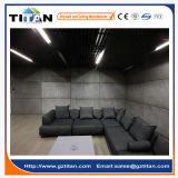 Constructeur moyen en bois acoustique de panneau de ciment de fibre de densité