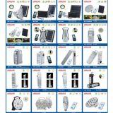 iluminação Emergency recarregável de controle remoto do diodo emissor de luz 20PCS