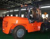 10 Tonnen hydraulische Dieselgabelstapler-