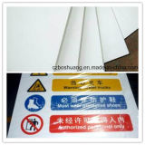 Impact elevado Polystyrene Sheet para Advertizing Printing