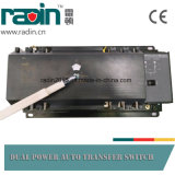 Rdq3cma-225A Dual interruptor automático de transferência do poder, tipo interruptor do disjuntor de transferência