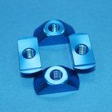 Accessori di alluminio elettronici del consumatore con l'anodizzazione di CNC Machining&Surface