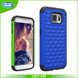 12 Jahre Manufacturer Mobile Accessories PC Silicon Cover Fall für Samsung S6