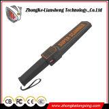 Detetor de metais à mão super do dispositivo de segurança do varredor MD3003b1