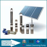 WellのためのDC 24V Small High Pressure Submersible Solar Water Pumps