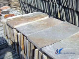 Rostiges Color Honed Slate für Flooring Tile