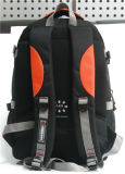 Buntes Polyester Backpack für School, Student, Laptop, Hiking, Travel (9602)