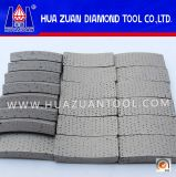 Concrete를 위한 Huazuan Arix Diamond Core Drill Bit Segment