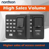 Het beste Verkopende Controlemechanisme van de Toegang met het Controlemechanisme van de Toegang van het Toetsenbord RFID